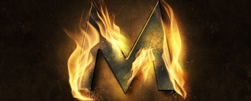 Create Stunning Flaming Text Effect