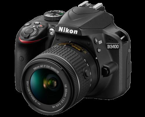 Nikon D3400 best camera